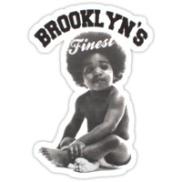 Brooklyn's Finest Biggie Smalls  T-Shirts & Hoodies