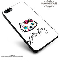 Hello Kitty Sugar Skull case cover for iphone, ipod, ipad and galaxy series
