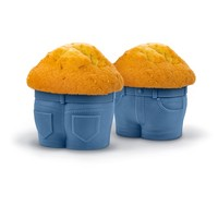 Muffin Top Muffin Cups (Set of 4)