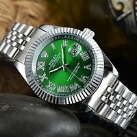 Rolex luxury men's and women's casual business watches