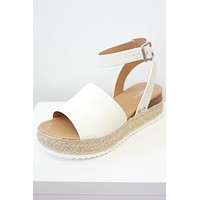 Maricella Sandals - Off White