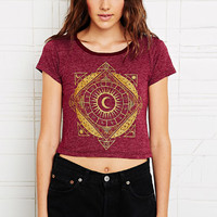 Truly Madly Deeply Sun Crop Top at Urban Outfitters