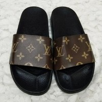 Louis Vuitton LV Fashionable Women Leisure Sandals Slipper Shoes I13863-23