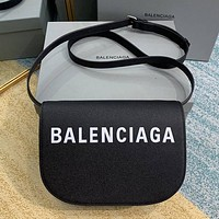 Balenciaga High Quality Women Fashion Crossbody Satchel