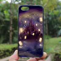 lantern,Tangled the lights Art ,iphone 4 case,iPhone4s case, iphone 5 case,iphone 5c case,Gift,Personalized,water proof