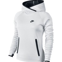 Nike Women's Tech Fleece Funnel Hoodie