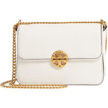 Tory Burch Mini Chelsea Leather Convertible Crossbody Bag | Nordstrom