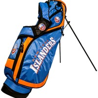 NHL New York Islanders Lightweight Nassau Golf Stand Bag FREE SHIPPING!