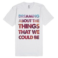 Dreaming About The Things That We Could Be - One Republic-T-Shirt