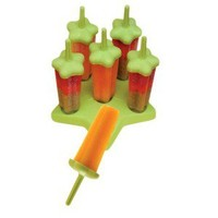 Tovolo Star Popsicle Molds - Set of 6
