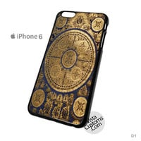 Buddha Mandala Black Gold Thangka Painting Phone Case For Apple,  iphone 4, 4S, 5, 5S, 5C, 6, 6 +, iPod, 4 / 5, iPad 3 / 4 / 5, Samsung, Galaxy, S3, S4, S5, S6, Note, HTC, HTC One, HTC One X, BlackBerry, Z10