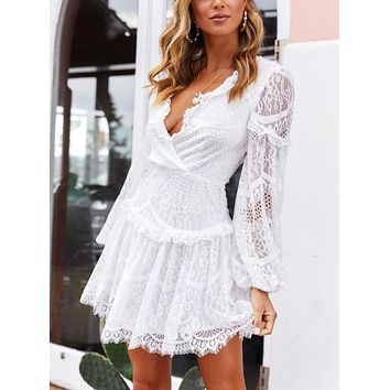 Love Potion Lace Dress