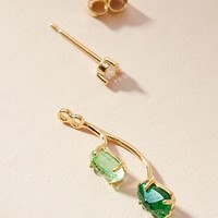 Finola Front-Back Earrings
