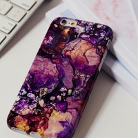 Free People Galaxy Marble iPhone Case
