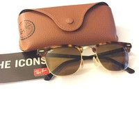 New Ray Ban Sunglasses RB3016 Clubmaster