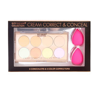 CITY COLOR CREAM CORRECT & CONCEAL SET