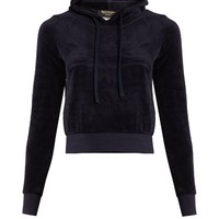 X Juicy Couture hooded velour sweatshirt | Vetements | MATCHESFASHION.COM US