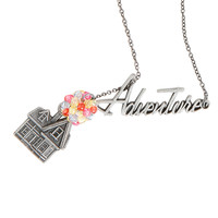Disney Up Adventure Necklace