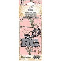 Realtree Girl Cherry Air Freshener - 3pk