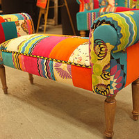 Patchwork Collection: The Bench