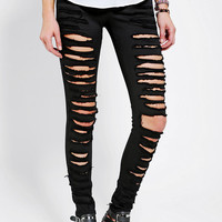 Urban Outfitters - Tripp NYC Cat Fight Skinny Jean