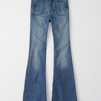 Womens Flare Jeans | Womens Clearance | Abercrombie.com