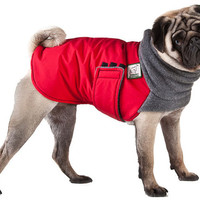 PUG Winter Dog Coat