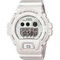 Casio G-Shock Heathered Series - White - 200 Meter Water Resistance