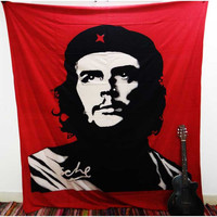 Ernesto Che Guevara Hippie Wall Hanging Tapestry Dorm Decor – TheNanoDesigns