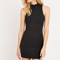 Silence + Noise Olive Mini Dress - Urban Outfitters