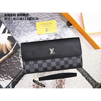 Authentic Louis Vuitton Monogram Leather Sarah Wallet Article: M61570