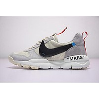 OFF White x Tom Sachs x Nike Craft Mars Yar AA2261-100