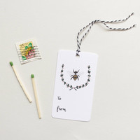 Bee Mine Gift Tags