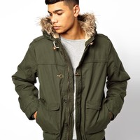 Solid Hooded Bomber Jacket