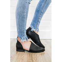 Free Reign Booties - Black