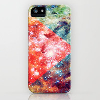 Stars on Fire iPhone Case by Caleb Troy | Society6