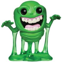 """POP Vinyl Ghostbusters Movie """"Slimer"""" 30th Anniversary Collectible Figure"""