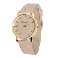 Simple Stylish Casual Women's Watches - 2015 New Arrival