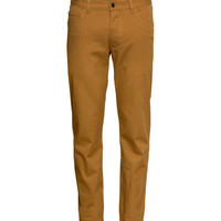 Twill Pants - from H&M