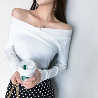 Knitted Pullover Sweater