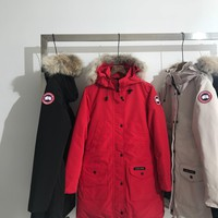 Canada Goose Women & Men Cardigan Jacket CoatDown Jackets