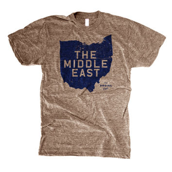 Ohio / The Middle East