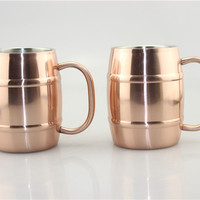 SALE !!!!!  Creative  Moscow Mule Mug Copper Cup and Mug cup beercup