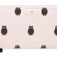 Kate Spade New York Hawthorne Lane - Owls Lacey Wallet