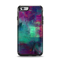 The Abstract Oil Painting V3 Apple iPhone 6 Otterbox Symmetry Case Skin Set