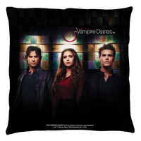 VAMPIRE DIARIES STAINED GLASS MODERN ART COLLECTION