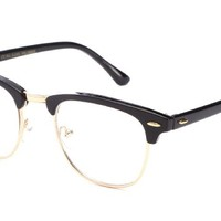 Newbee Fashion - Slim Oval Style Celebrity Fashionista Pattern Temple Reading Glasses by IG