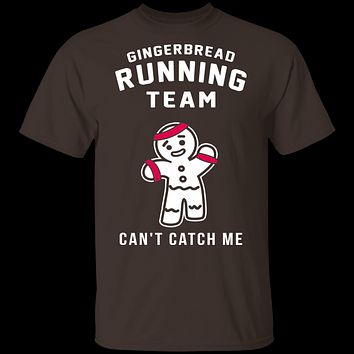 Gingerbread Running Team T-Shirt