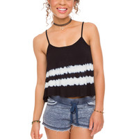 Northern Lights Top - Black
