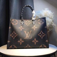 Kuyou Gb39724 Lv Louis Vuitton Monogram Handbags Shoulder Bags & Totes Onthego M44571 41.0 X 34.0 X 19.0 Cm